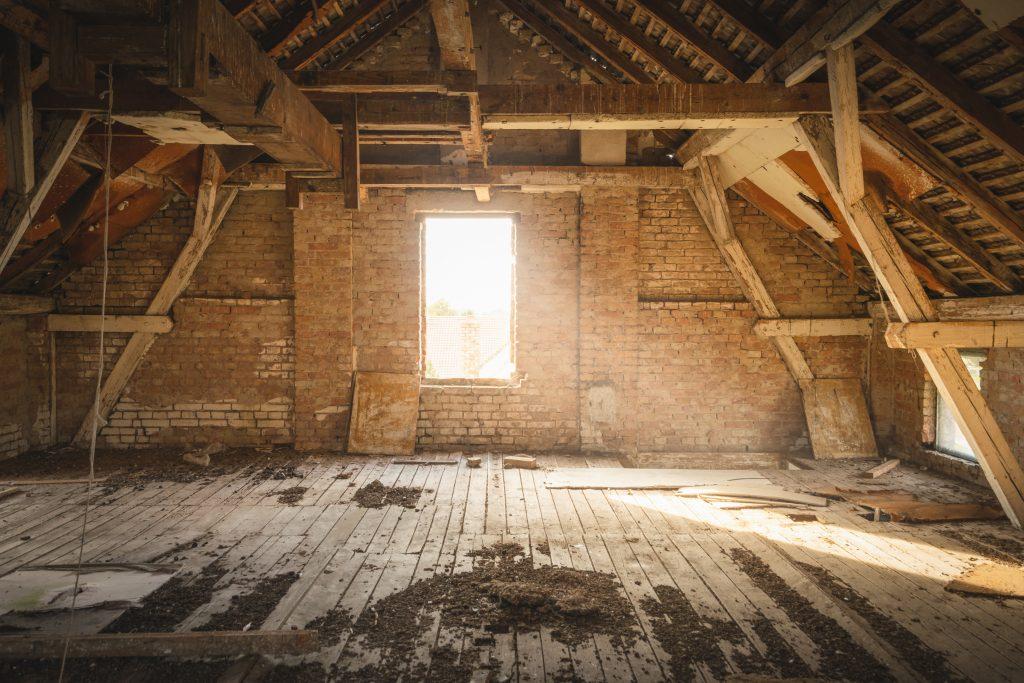 attic mistakes